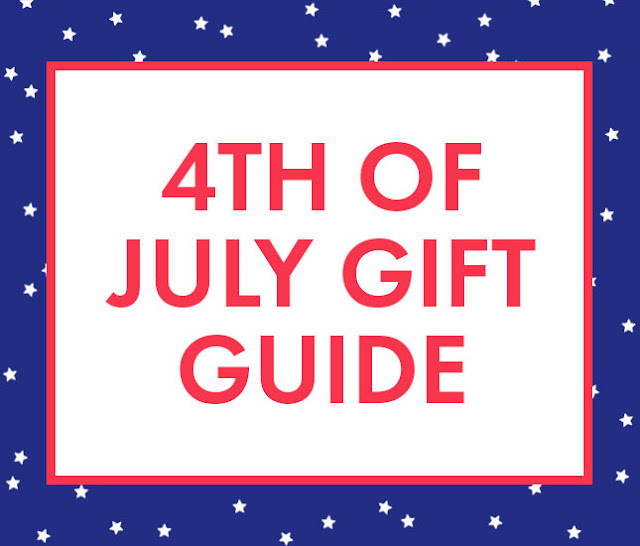 4th of July Gift Guide from Marleylilly.com
