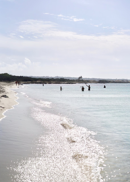 DAY TRIP FROM IBIZA TO FORMENTERA, BALEARIC ISLAND beaches