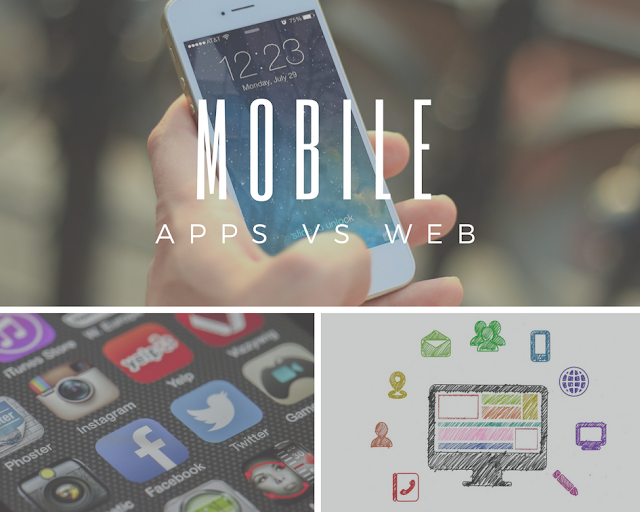Understanding The Difference Between A Mobile Website And A Mobile App