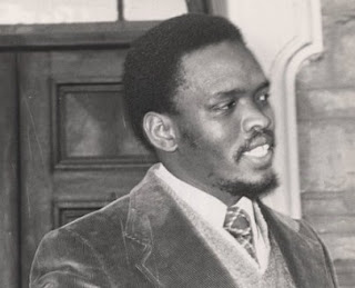 Biko was elected Honorary President of the Black Community Programme in January 1977.