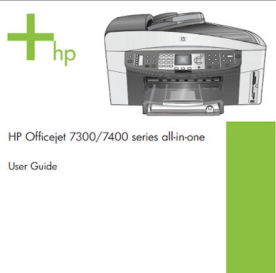 HP OFFICEJET 7310 USER MANUAL