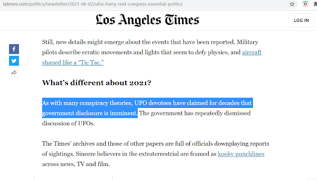 Tabloids like the Los Angeles Times