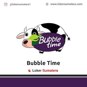 Lowongan Kerja Palembang: Bubble Time Maret 2021