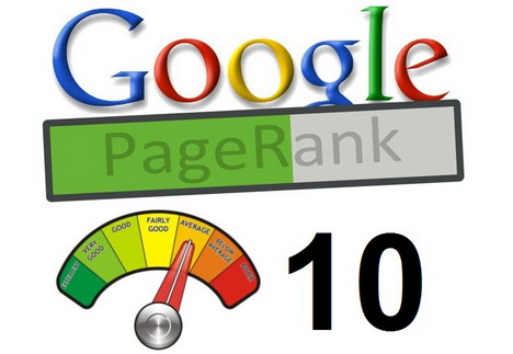 Top 34 manually verified Google PR10 website-2012
