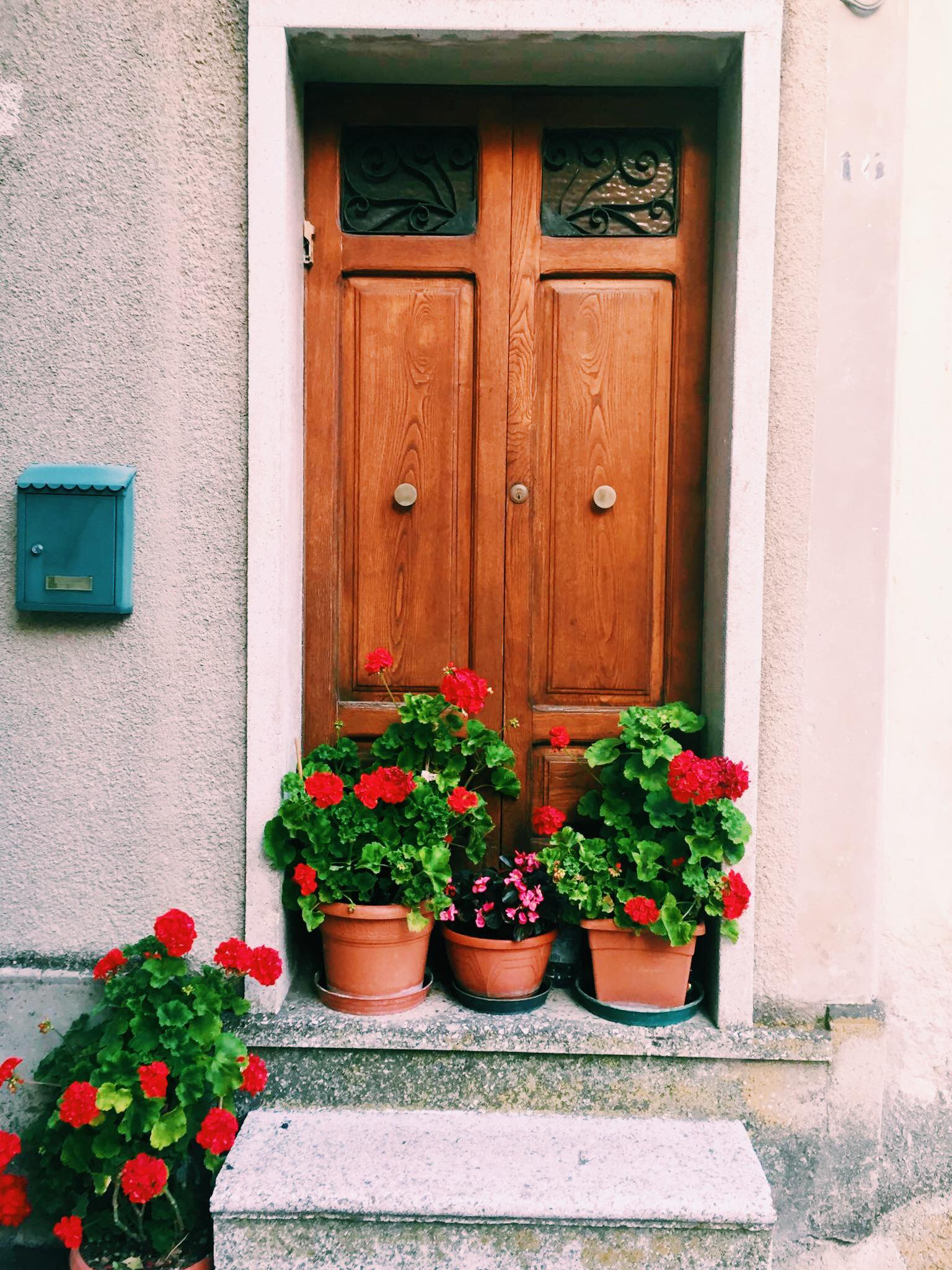 Doorway in Jelsi