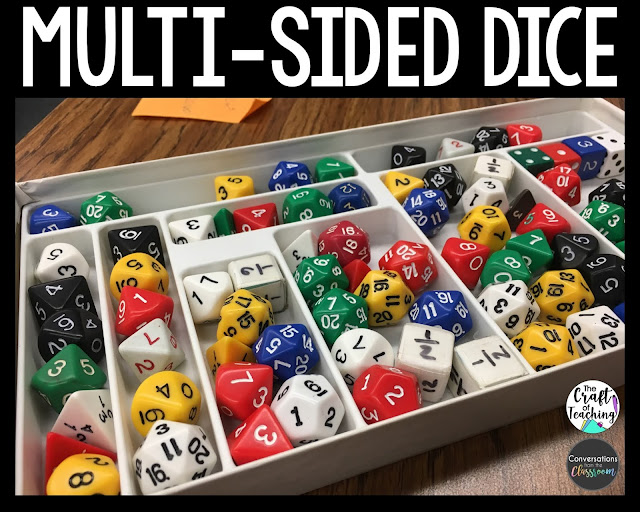 Multi Sided Dice