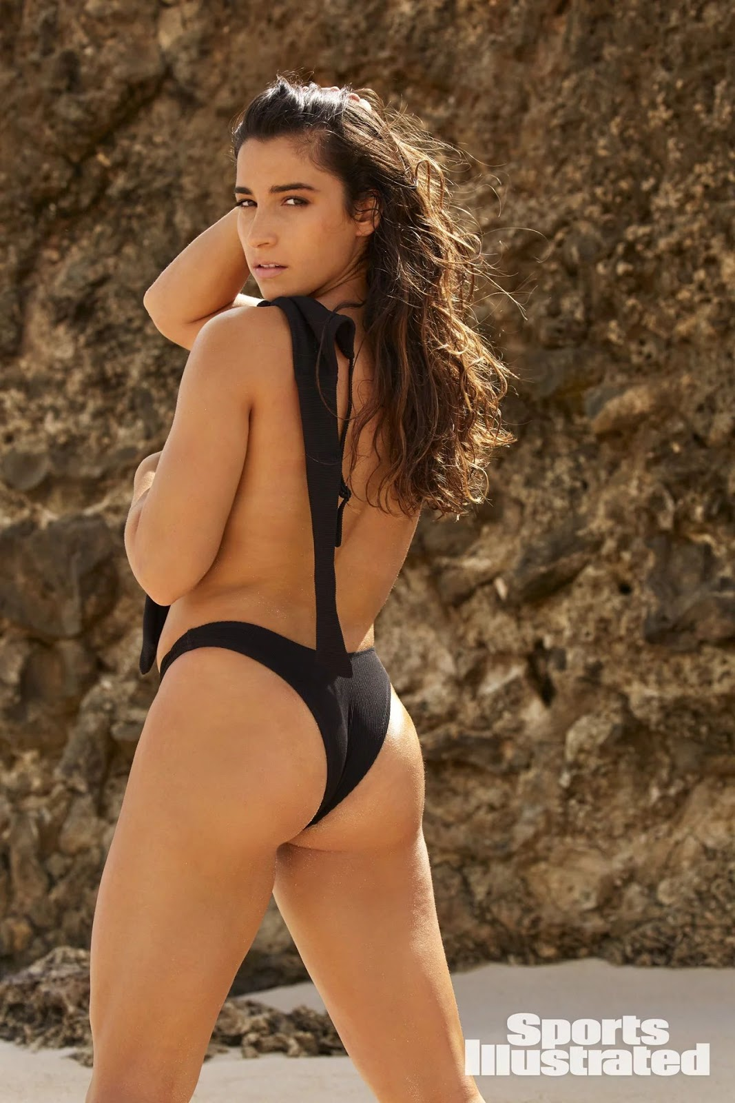 Aly raisman how did she not win gold with that body 3