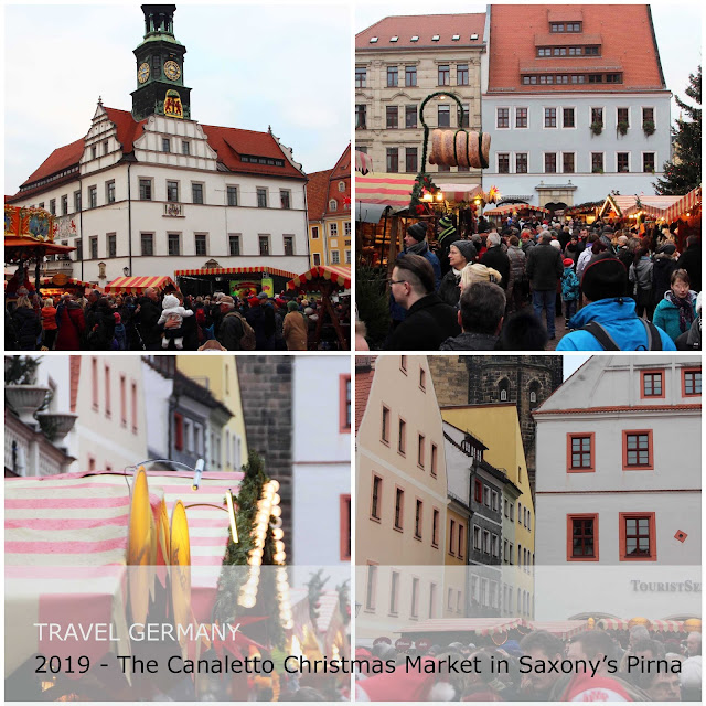 Travel Germany The Canaletto Christmas Market in Saxony's Pirna
