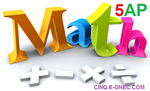 ملخص دروس الرياضيات للسنة الخامسة ابتدائي 2018