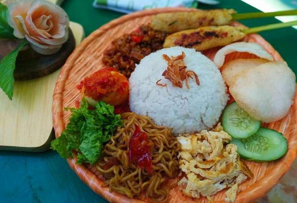 Nasi Uduk Rice Cooker (cookpad.com)