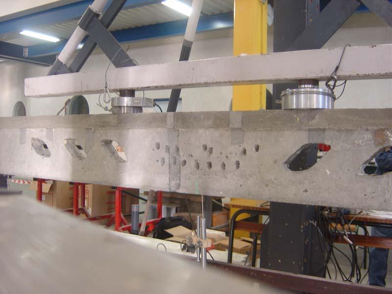 comment fabrication d une poutre beton