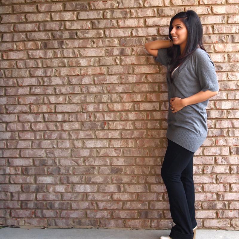 9e2a438e410fc Stylist's Secrets: How To Wear Yoga Pants To Work | Simply Sabrina ...