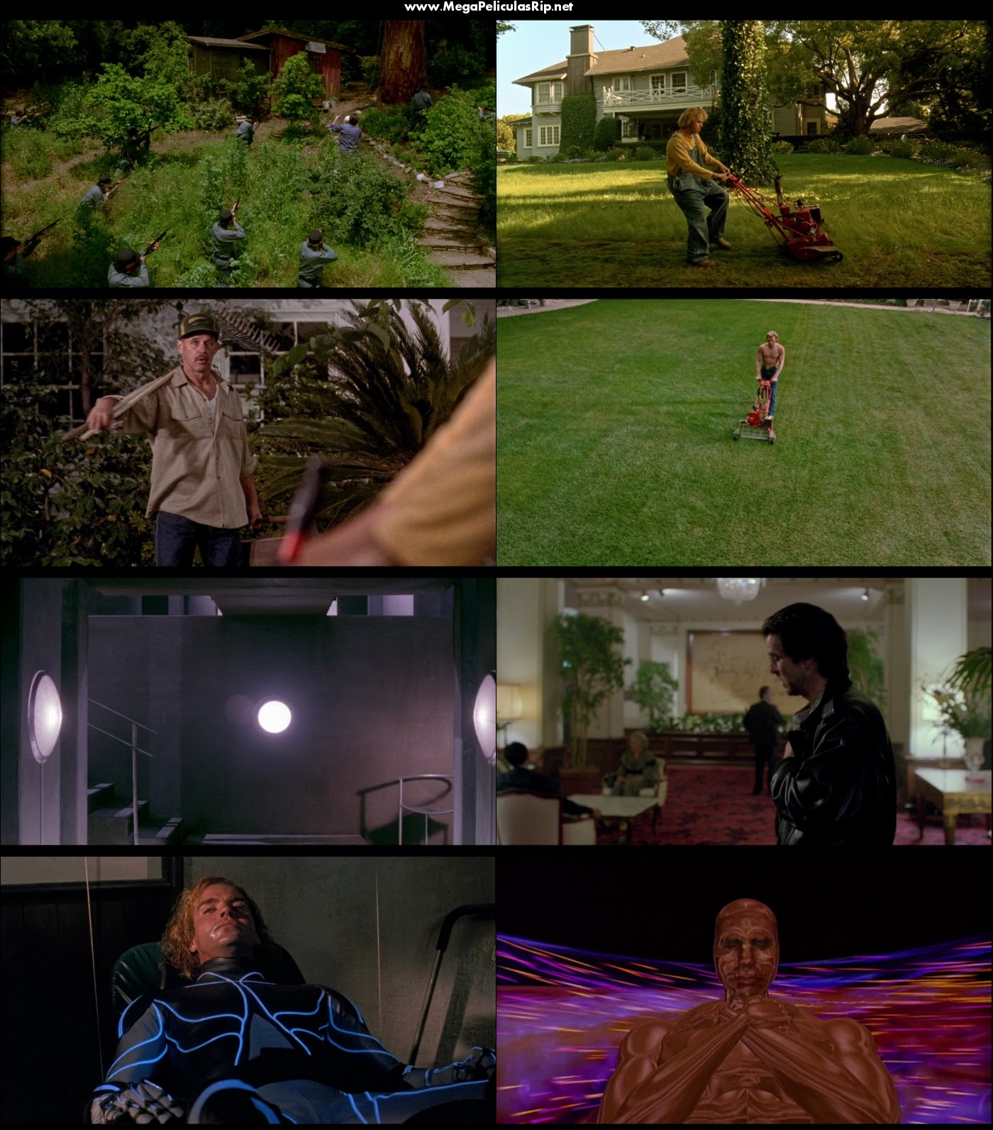 El Hombre Del Jardin 1080p Latino