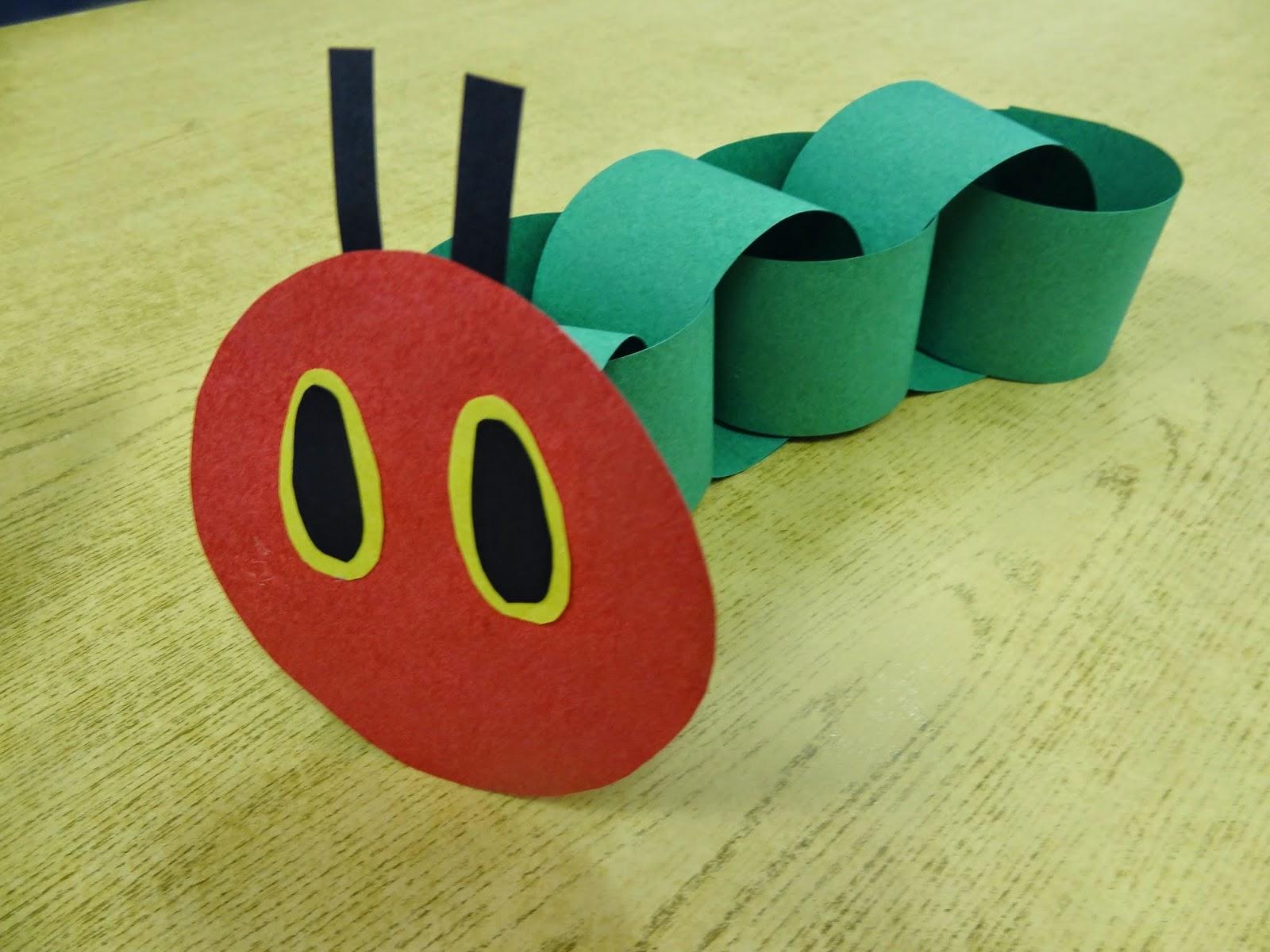 Joy S Preschool Ideas Caterpillars And Butterflies