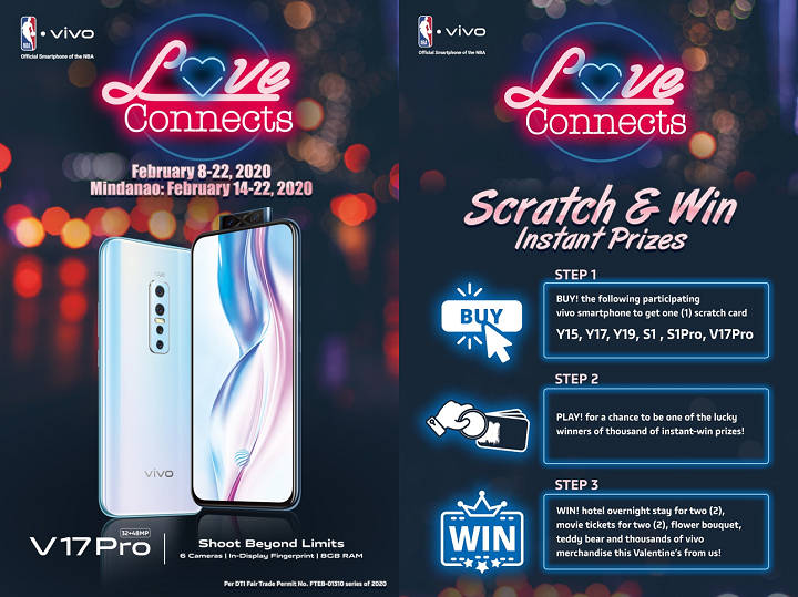 Vivo Valentines Day 2020 Promo