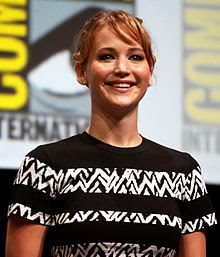 Jennifer Lawrence at ComiCon