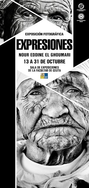 Exposición 'Expresiones' de Nour Eddine El Ghoumari