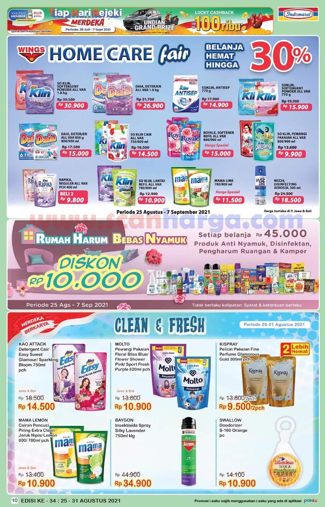 Katalog Promo Indomaret 25 - 31 Agustus 2021 10