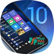 Computer launcher PRO 2018 for Win 10 themes Mod AdFree APK