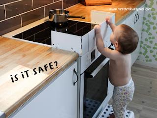 aturan keselamatan di rumah