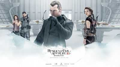 Resident Evil Afterlife (2010) Hindi - Tamil - Telugu - Eng 400mb BDRip