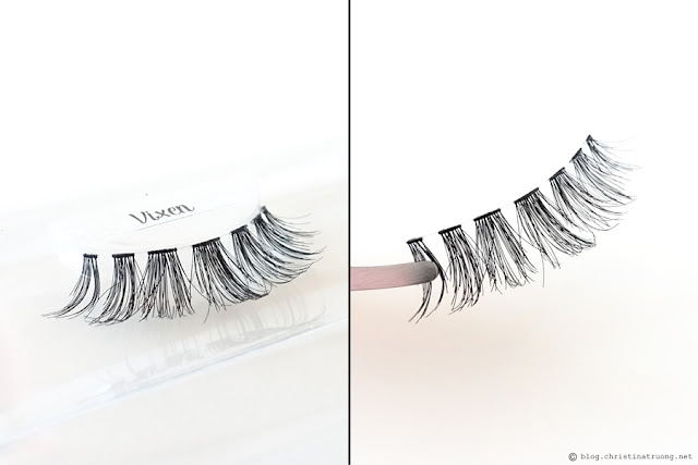SocialEyes - Let Your Eyes Do The Talking. SocialEyes Vixen Lashes Review for Monolids.