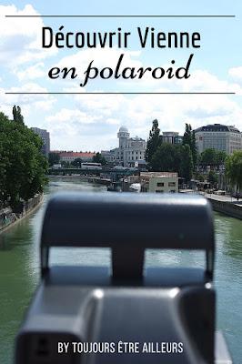Découvrez Vienne d'un autre œil avec les tours polaroid Sophort : lieux emblématiques, street art... Une expérience insolite ! #Vienna #Wien #Autriche #photo