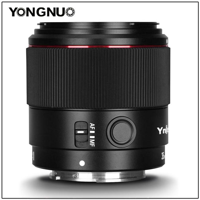 Yongnuo YnLens YN35mm f/2S DF DSM