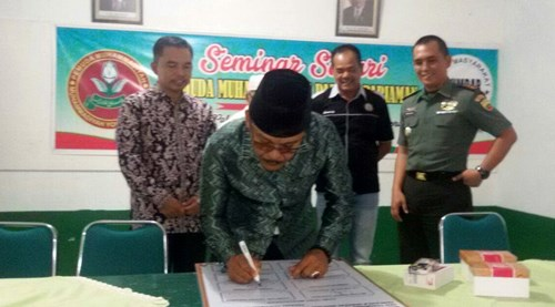 MUI dan Muhammadiyah Padangpariaman Ingin Film G30S/PKI Kembali Diputar