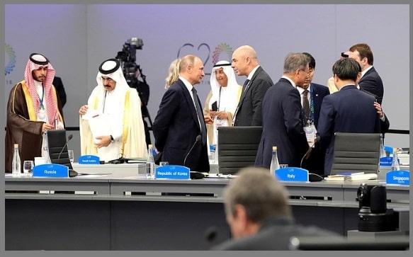 Daftar Negara Anggota G20 Terbaru
