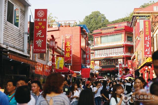 อินชอนไชน่าทาวน์ (Incheon China Town: 인천차이나타운) @ Korea Tourism Organization