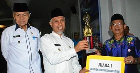 Mantap, Hadiah Sepeda Berhasil Pancing Semangat Santri Pesantren Ramadan