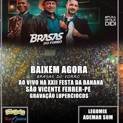 Brasas do Forró - São Vicente Ferrer - PE - 30.11.2019