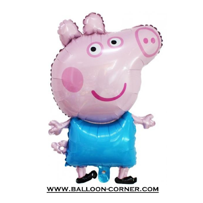 Balon Foil Karakter Peppa Pig