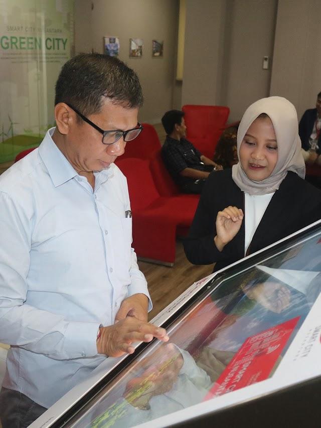 Pemkab Paser ingin tingkatkan layanan publik dengan Smart City Nusantara