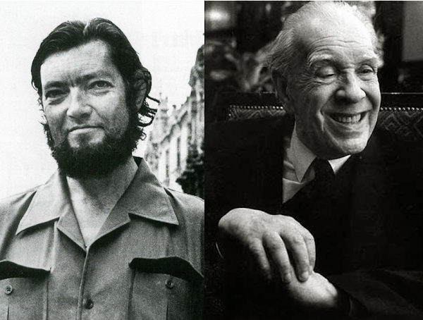 Julio Cortázar - Mi encuentro con Borges en París