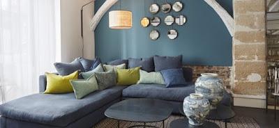 Cojines para sofás o camas