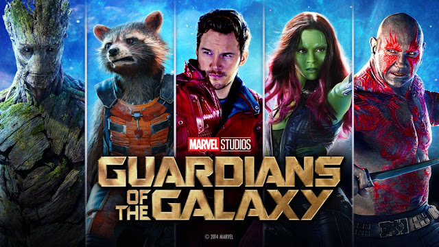movie review guardians of the galaxy