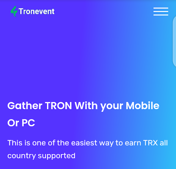 Easiest Way To Get TRON For Free (Act Now)