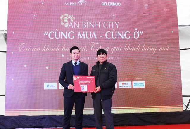 Quà tặng Iphone 6 Plus tại An Bình City