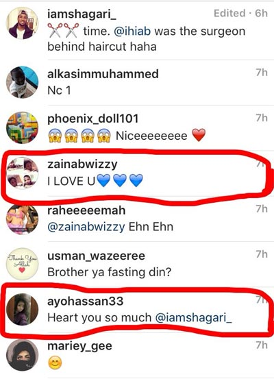 Nigerian girls fall heads over heels for Shehu Shagari's son