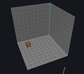 Cursor automatically snaps to grid in VoxEdit