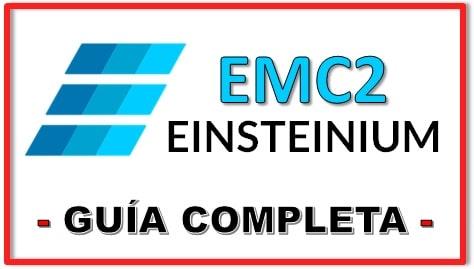 Cómo y Dónde Comprar EINSTEINIUM (EMC2)