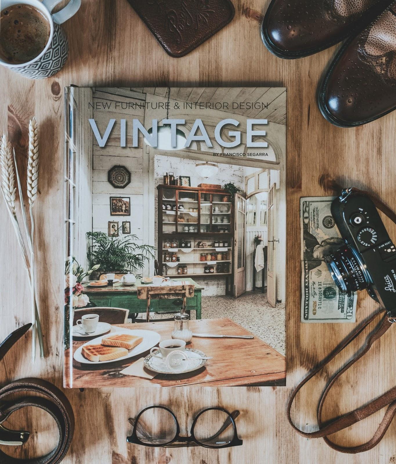 Vintage by francisco segarra revista dolcevita - Segarra muebles ...
