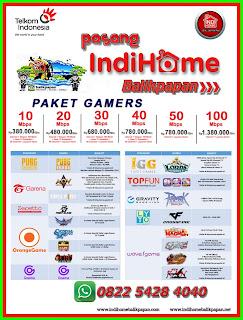 Paket Gamer