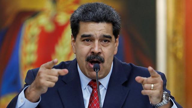 ¡Otra! Maduro asegura que está dispuesto a lanzar la «tarjeta de la patria»