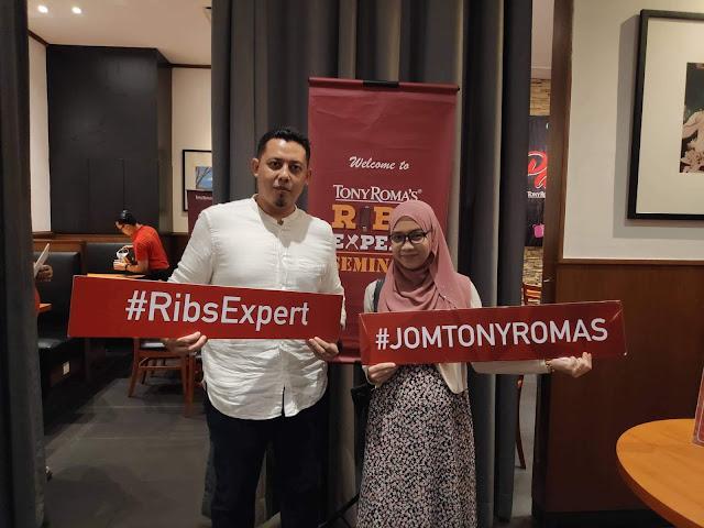 Belajar Tentang Steak di Tony Roma's Ribs Expert Seminar