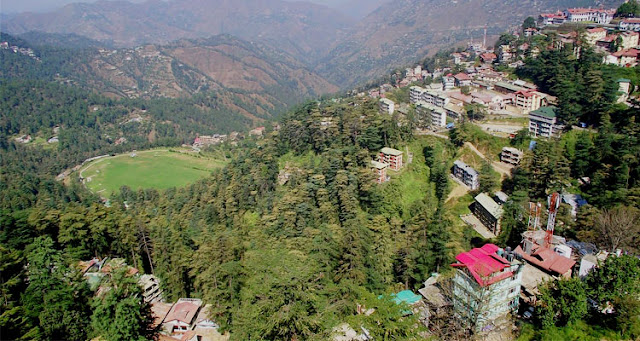 Shimla Attraction - Summer Hill