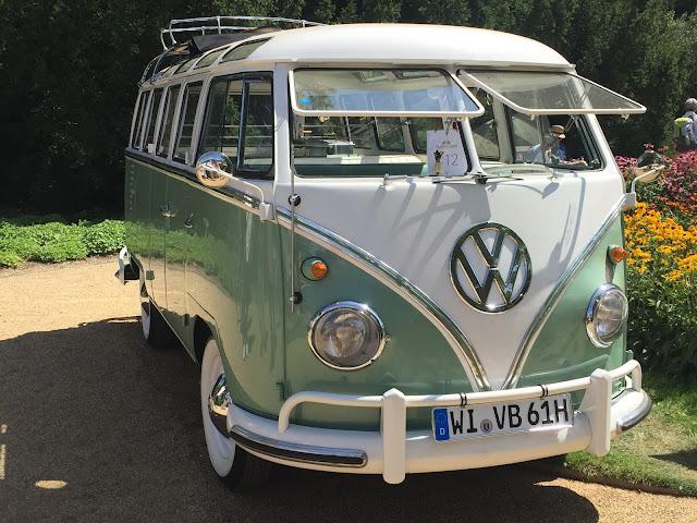 VW Bus Oldtimer