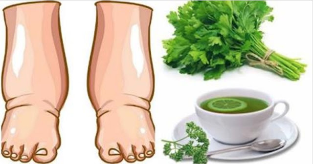 This Powerful Tea Is The Best Remedy For Swollen Legs And Feet